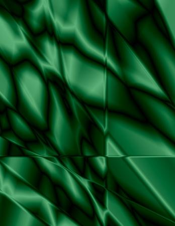 美しいエメラルド グリーン ステンド グラス効果、背景のために大きい。