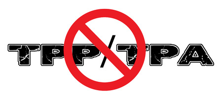 contentious: Ban TPP and TPA, United States government contentious issue over the Trans-Pacific Partnership and Trade Promotion Authority.