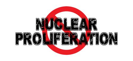 적대국의 핵폭발 능력을 향상시키는 핵 확산 금지.