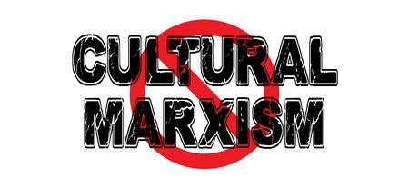 반 문화 마르크스주의, 정치적 정확성의 교활한 점 진주의. 일러스트