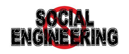 Ban Social Engineering, die Praxis, Verhalten und zukünftige Veränderungen der Gesellschaft zu managen, um ihren totalitären Systemen zu dienen. Standard-Bild - 74420544