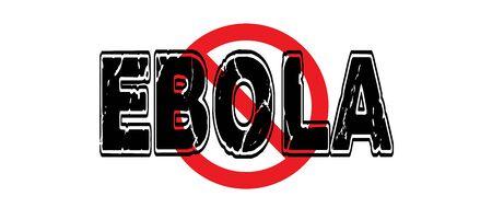 hemorrhagic: Ban Ebola, a deadly hemorrhagic fever that is usually fatal, originating in Africa. Illustration