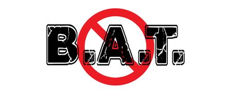 Ban BAT, vorgeschlagen Border Adjustment Tax, in der Vereinigten Staaten Kongress. Standard-Bild - 74356353