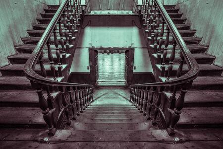 bangrak: old stair