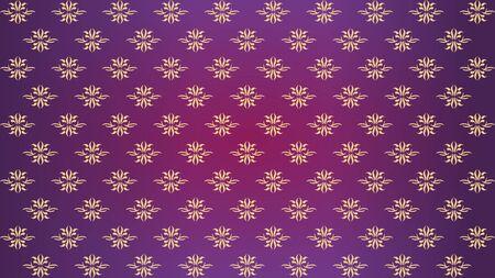 thai silk: vector asian Art Background