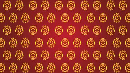 asian art: vector asian Art Background