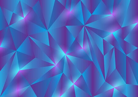 moresque: Abstract Triangle Texture Background
