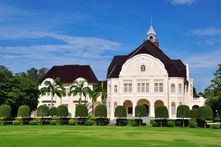 King Chulalongkorn Rama V Palace at Petchaburi Province Thailand Stock Photo - 11356588