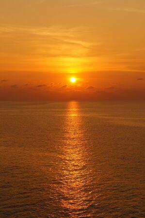 Sun Set at Offshore photo