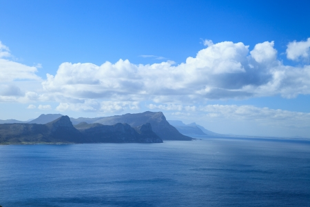 Scenery Aroud Cape of Good Hope, Cape Town, South Africa