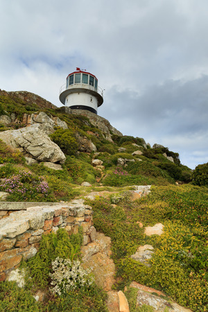 cape of good hope: Light House at Cape of Good Hope, Cape Town, South Africa