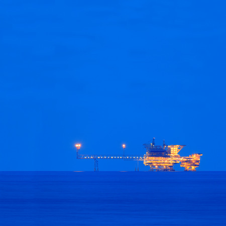 oil platforms: Offshore Central Processing Production Platforms For Oil and Gas Production