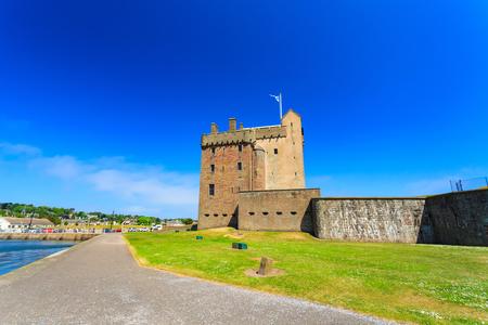 Broughty Castle Museum, Dundee, Scotland, UK