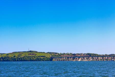 dundee: Tay Road Bridge, Dundee, Scotland, UK Stock Photo