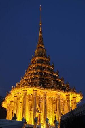 future buddha: Buddha located at Wat Phra Bang Buddha Saraburi