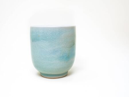 japanes: Japanes Tea Cup on white background