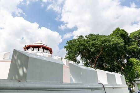 Mahakan Fort Historical landmark in Bangkok, Thailand