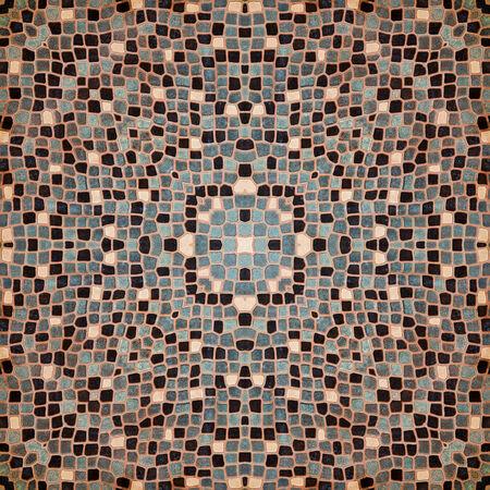 burgundy colour: mosaic tiles in burgundy  brown colour