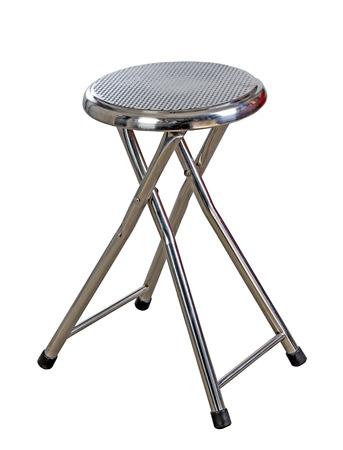chair modern isolaetd on white background Standard-Bild
