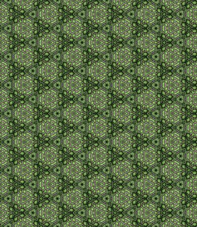 thai style: Background of Thai style fabric pattern