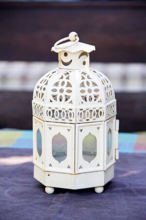 lustre: Vintage table lamp