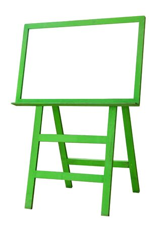post scripts: Sign Chalk Board Stock Photo