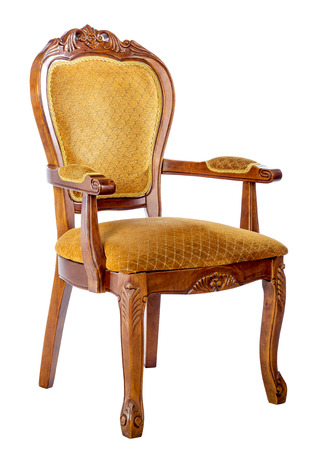 Louis Lords furniture chairs Stock Photo