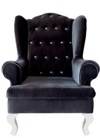 sofa furniture isolated on white background Imagens