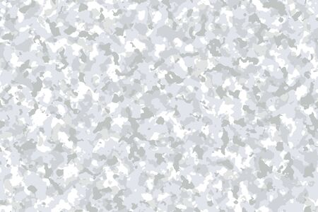 Snowy Mountain Camouflage (White-Gray-Light Green) Fashion pattern for use in the army for camouflage in war or hunting. Including high mountain explorers, travelers and hikers. Inspired by Snow Mount