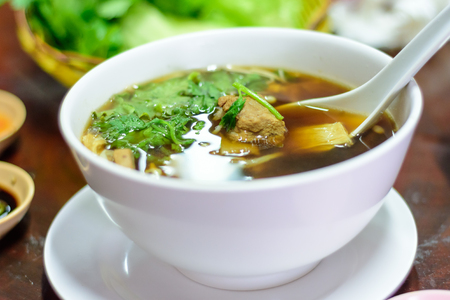 Pork Rib Soup with 15 Chinese Herbs