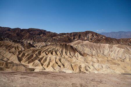 死の谷 写真素材