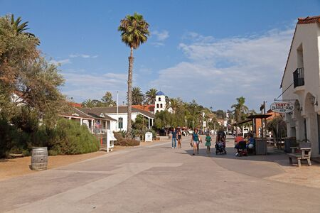 spanish landscapes: San Diego