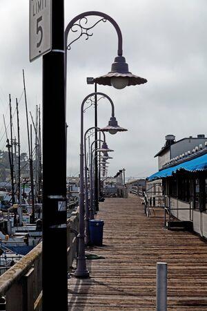 sea seaport: San Francisco