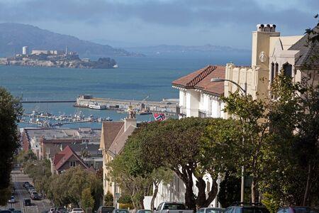 サンフランシスコ 写真素材