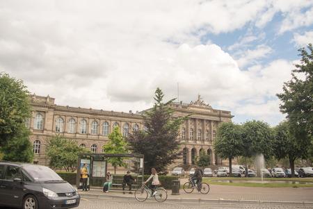 Strassburg Standard-Bild - 44268466