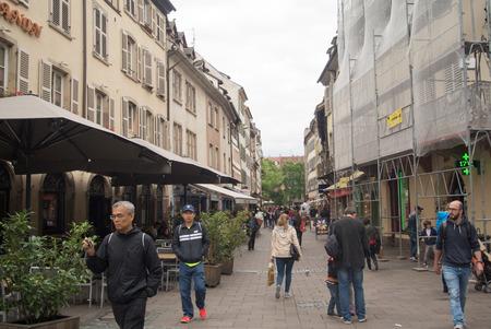 Strassburg Standard-Bild - 44268503