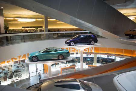 vehicle museum