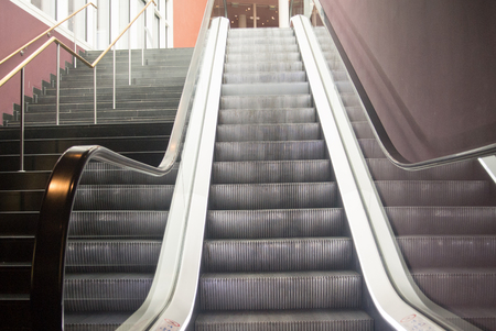 Escalator Standard-Bild