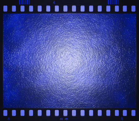 Background movie strip photo