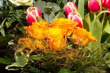 Flower Bouquet Stock Photo - 17435286