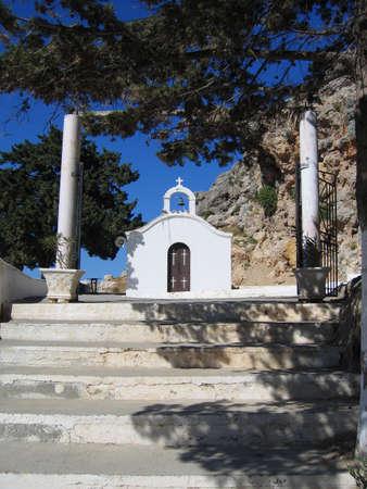rhodes: Wedding Chapel, Rhodes, Greece