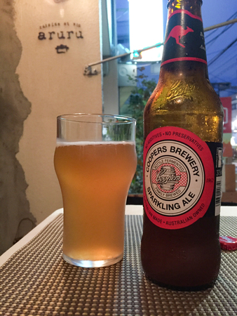 ale: Coopers Sparkling Ale