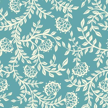 patrones de flores: Patr�n �tnico