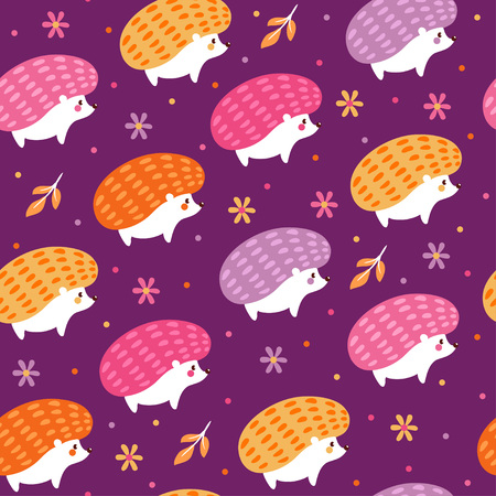 Cute cartoon background can be used for wallpapers, pattern fills, web page backgrounds, surface textures. Banco de Imagens - 48833575