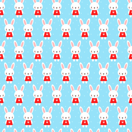 infant: Seamless pattern in cartoon style. Illustration