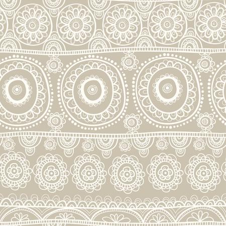 flores chinas: ornamento indio, modelo de la flora caleidoscópica. patrón abstracto sin fisuras de África.
