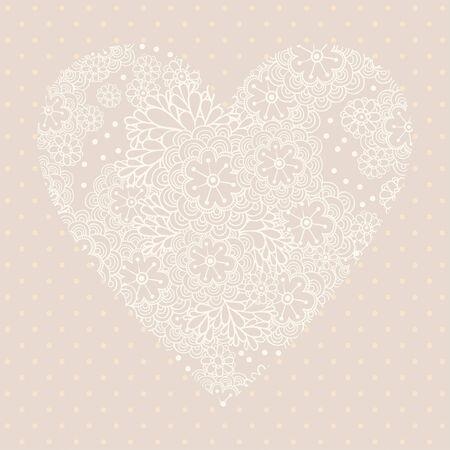 Tarjeta de boda. Fondo romántico floral con las flores.