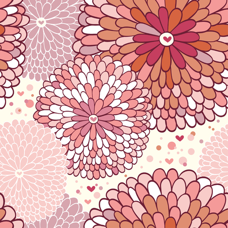 wallpaper floral: Floral seamless pattern. Colorful background can be used for textile design, website design, wedding invitation, wallpaper, cards birthday.