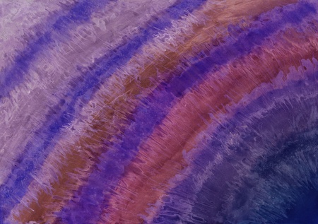 Abstract hand drawn paint background simulating painting on silk. Stock Photo
