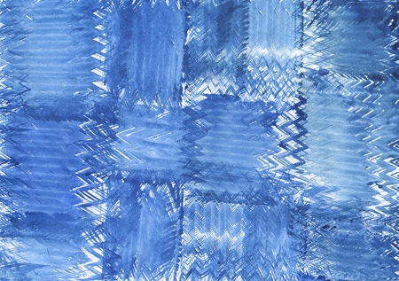 Abstract hand drawn paint background, imitation knitted fabric. photo